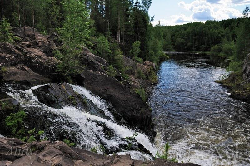 Река Суна