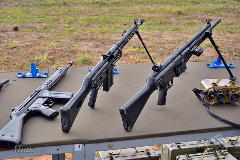 Выставка стрелкового оружия