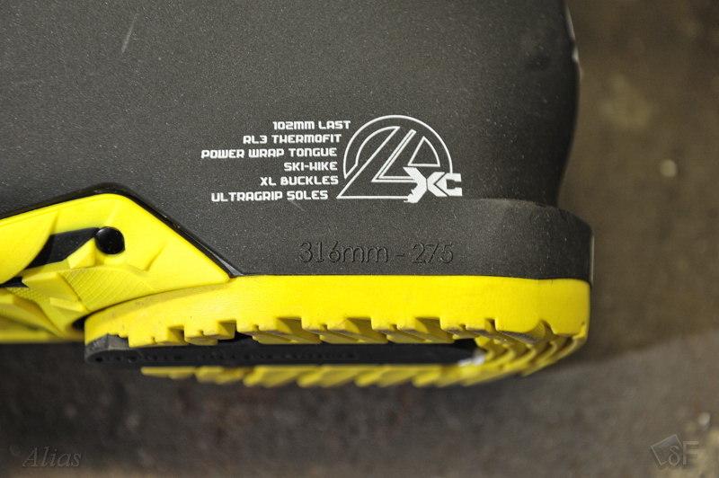 Маркировка размеров ботинок